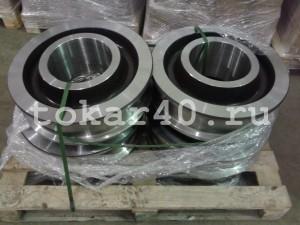 Колесо крановое К2Р 500х100 для ККС-10
